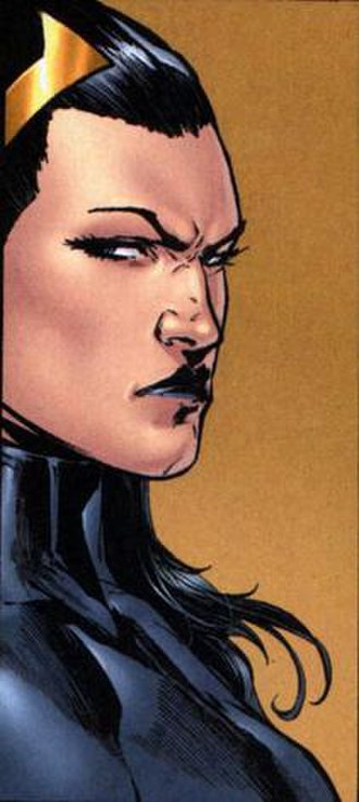 Power Princess - Image: Zarda Ultimate Hulk Annual
