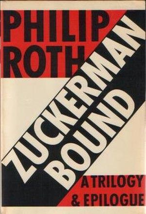 Zuckerman Bound - First edition (publ. Farrar, Straus & Giroux)