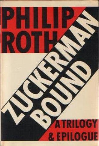 Zuckerman Bound - First edition cover