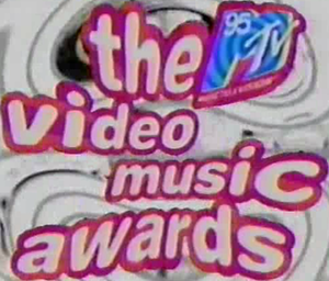 1995 MTV Video Music Awards - Image: 1995 mtv vma logo
