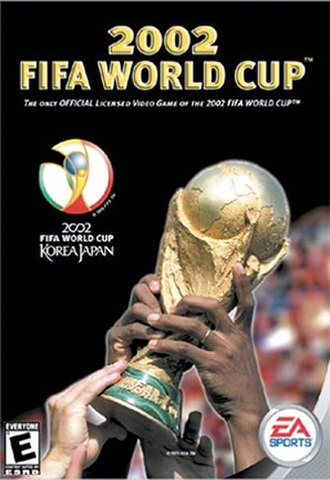 2002 FIFA World Cup (video game) - North American PC cover art