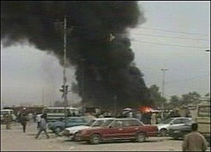 23 November 2006 Sadr City bombings - Image: 2006 Sadr City