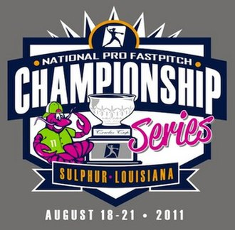 2011 National Pro Fastpitch season - Image: 2011 NPF Championship