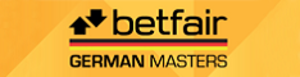 2013 German Masters - Image: 2013 German Masters logo