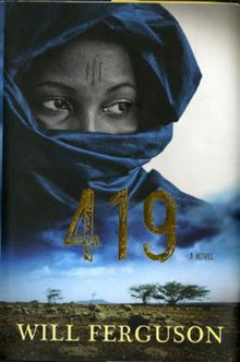 419 (Will Ferguson novel - cover art).jpg