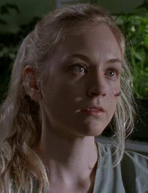 Beth Greene - Beth Greene, as portrayed by Emily Kinney in the television series.