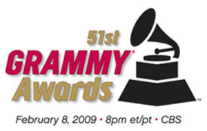 51st Annual Grammy Awards - Image: 51st Grammy Awards logo