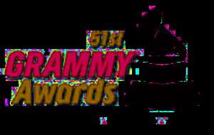 51st Annual Grammy Awards - Image: 51st Grammy Awards logo