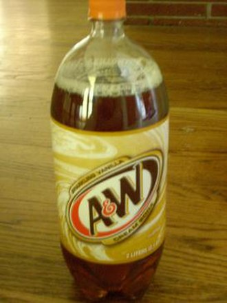 A&W Cream Soda - Image: A&W Cream Soda