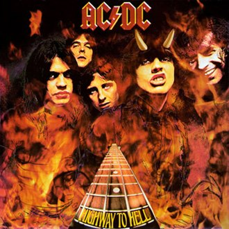 Highway to Hell - Image: ACDC Highway To Hell AUS