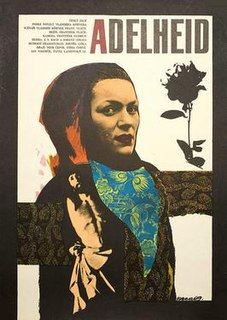 <i>Adelheid</i> (film) 1969 film by František Vláčil