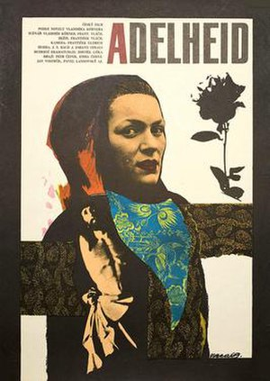 Adelheid (film) - Czech poster