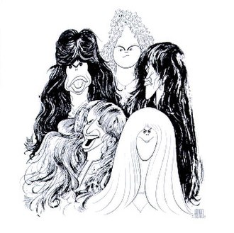 Draw the Line (Aerosmith album) - Image: Aerosmith Drawthe Linealbumcover