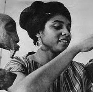 Afi Ekong - Afi Ekong in the 1960s