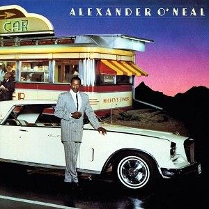 Alexander O'Neal (album) - Image: Alexander o'neal 1985 album