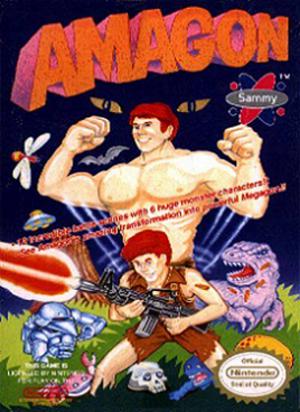 Amagon - Amagon cover art