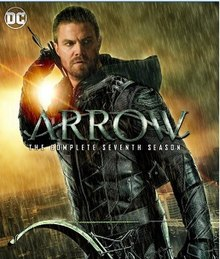 View Arrow - Season 7 (2018) TV Series poster on Ganool
