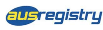 AusRegistry - Image: Aus Registry Logo