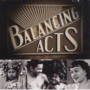 Balancing Acts - Image: Balancing Acts