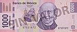 Banco de México F $1000 Vorderseite.jpg