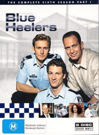 Blue Heelers (season 6) - Image: Bh dvd 6.1