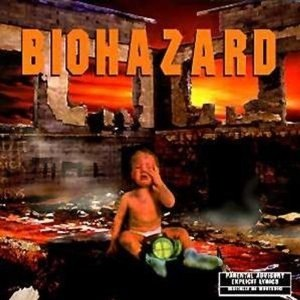 Biohazard (album) - Image: Biohazard BIOHAZARD