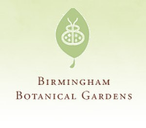 Birmingham Botanical Gardens (United States) - Image: Birmingham Botanical Gardens logo