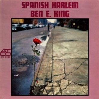 Spanish Harlem (album) - Image: Bk spanishharlem