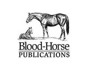 Blood-Horse Publications - Image: Blood Horse Logo