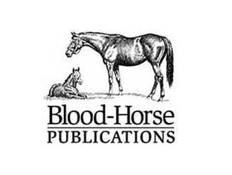 Blood-Horse Publications - Image: Blood Horse Logo