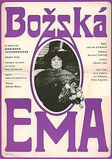 <i>The Divine Emma</i> 1979 film by Jiří Krejčík