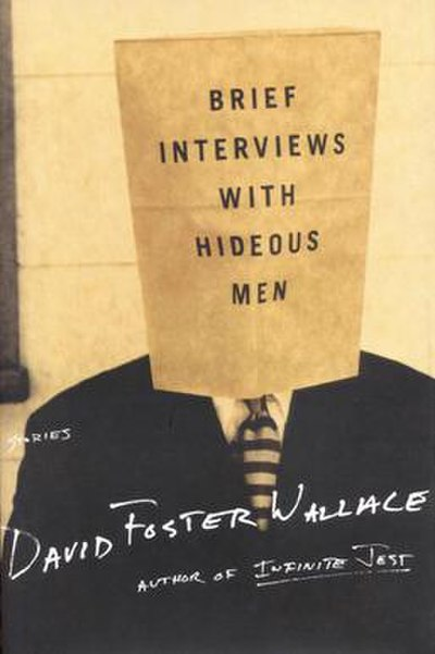 Picture of a book: Brief Interviews With Hideous Men