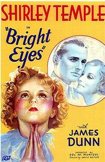 <i>Bright Eyes</i> (1934 film) 1934 film by David Butler