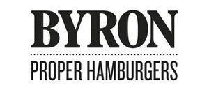 Byron Hamburgers - Image: Byron Hamburgers logo