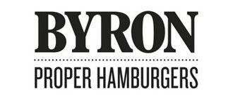 Byron Hamburgers - Byron Hamburgers previous logo