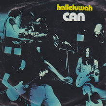 CAN Halleluwah 1971 B side single cover.png