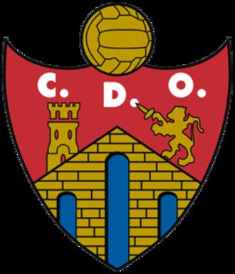 CD Ourense - Image: CD Ourense escudo