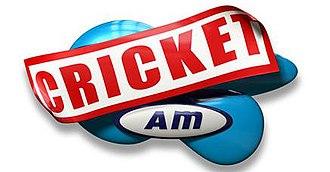 Cricket AM - Image: CRICKETAM New