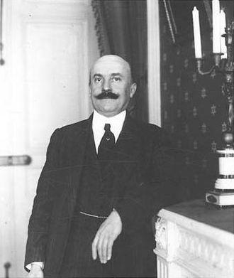 Joseph Caillaux - Image: Caillaux