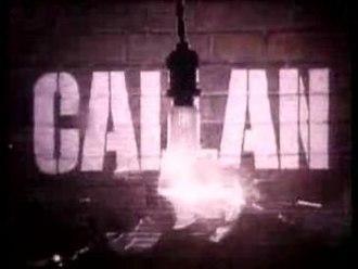 Callan (TV series) - Image: Callan title