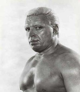 Tarzan Tyler Canadian professional wrestler and manager