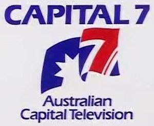 CTC (TV station) - Capital 7 identity 1981