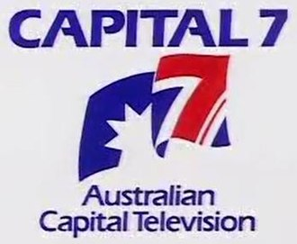 CTC (TV station) - Capital 7 identity 1981