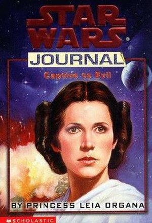 Star Wars Journal: Captive to Evil