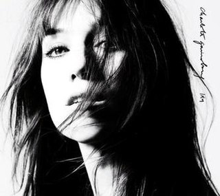 album by Charlotte Gainsbourg