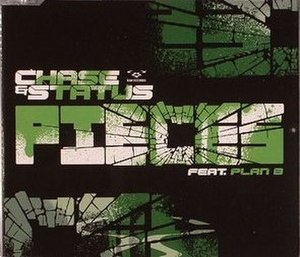 Pieces (Chase & Status song) - Image: Chase&statuspieces