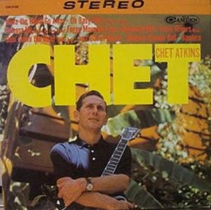 Chet (Chet Atkins album) - Image: Chetatkinschet