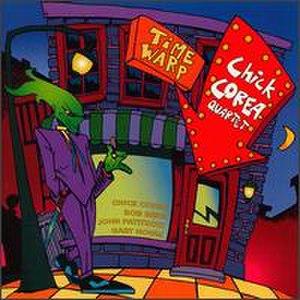 Time Warp (album) - Image: Chick Corea Time Warp
