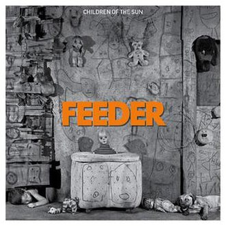 Children of the Sun (Feeder song) - Image: Children of the Sun (Feeder single cover)