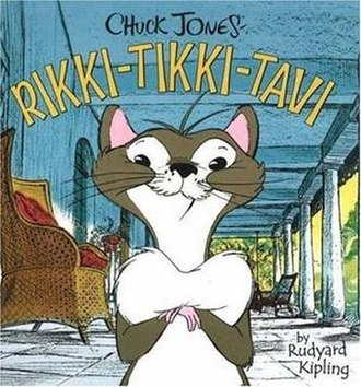 Rikki-Tikki-Tavi - Rikki-Tikki-Tavi in Chuck Jones' animated film